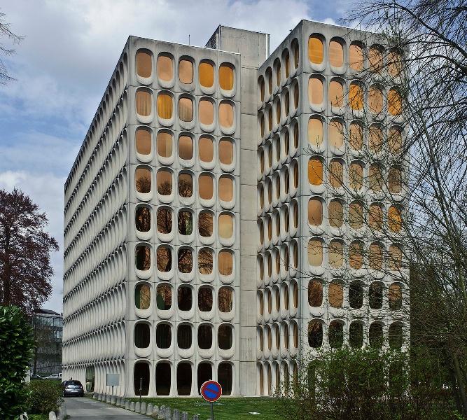 le gouvernement bruxellois sauvegarde un monument de l 39 architecture moderne bativox. Black Bedroom Furniture Sets. Home Design Ideas
