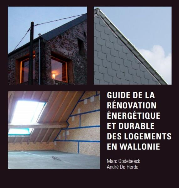 guide de la r novation nerg tique et durable des logements en wallonie bativox. Black Bedroom Furniture Sets. Home Design Ideas