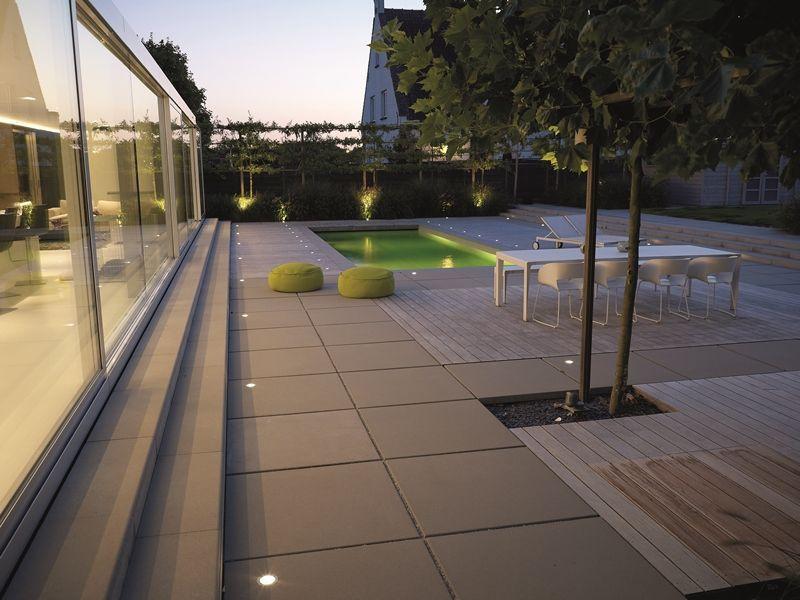 Plannen voor uw tuin terras oprit en andere buitenruimtes ebema - Tuin oprit plaat ...