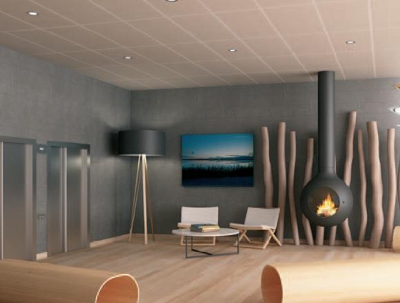 color all van rockfon 34 nieuwe exclusieve kleuren voor. Black Bedroom Furniture Sets. Home Design Ideas