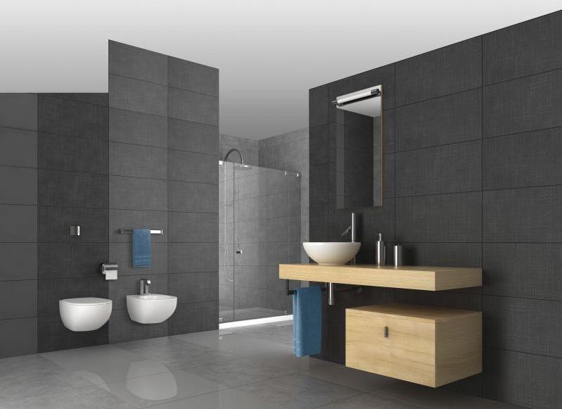 Badkamer Gyproc Tegels : Glasroc h zegt halt tegen vocht en schimmel in vochtige ruimtes gyproc