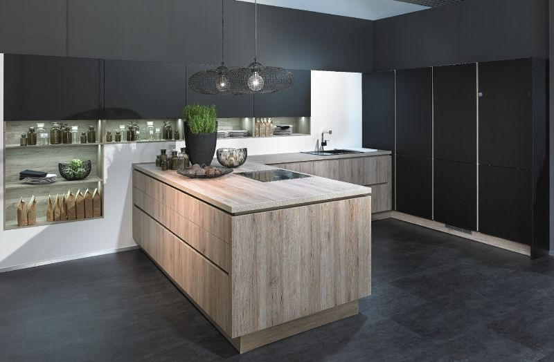 ALNO Keukens, bekroond design-ALNO