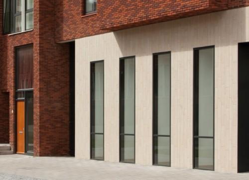 Mosa facades propose des solutions pour faades de qualit for Carrelage pour facade exterieure