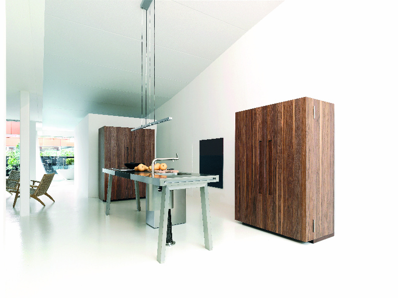 b2 la cuisine idale pour les pionniers bulthaup. Black Bedroom Furniture Sets. Home Design Ideas