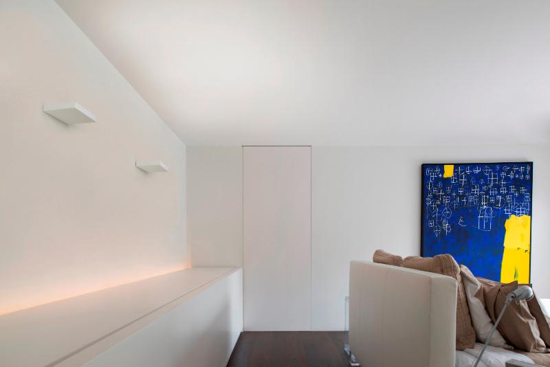 Plus de trace de chaleur sur le mur avec la nouvelle for Installer une applique murale