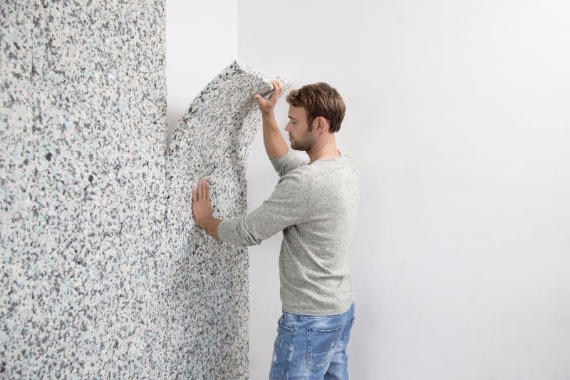 l 39 isolation acoustique simfofit de recticel insulation. Black Bedroom Furniture Sets. Home Design Ideas