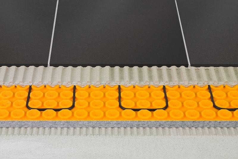 Verwarm Uw Vloer En Wandoppervlakken Doelgericht Schl 252 Ter