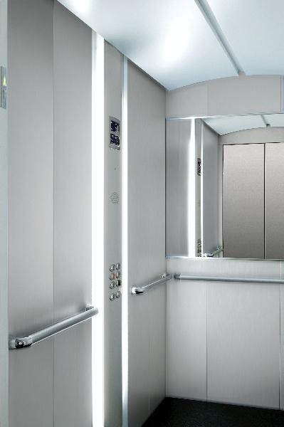 le syst me gen2 un ascenseur plus vert d otis otis. Black Bedroom Furniture Sets. Home Design Ideas