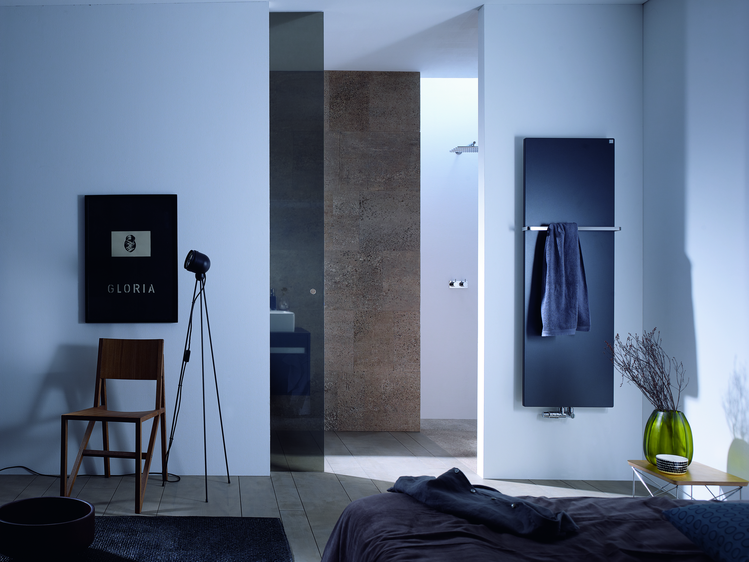 Badkamer Design Award : Designradiator Zehnder Fina wint Red Dot ...