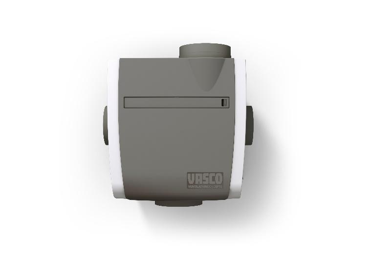 Vergelijking van ventilatiesysteem C en D-Vasco Group