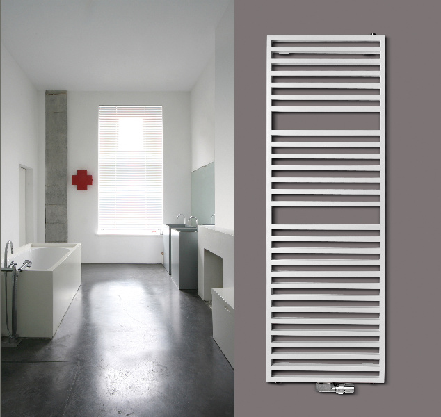 le nouveau radiateur design arche bain de vasco au service de la salle de bains vasco group. Black Bedroom Furniture Sets. Home Design Ideas