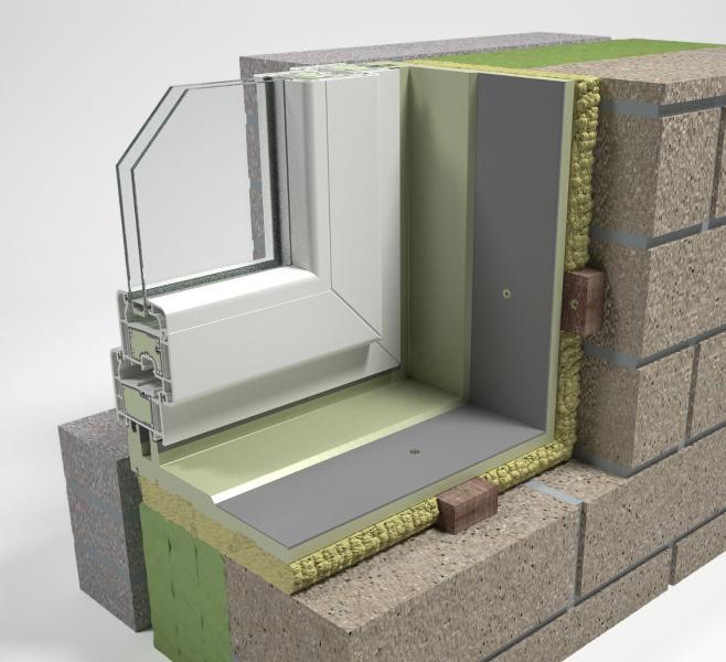 le nouveau pr cadre de deceuninck supprime les pertes de. Black Bedroom Furniture Sets. Home Design Ideas