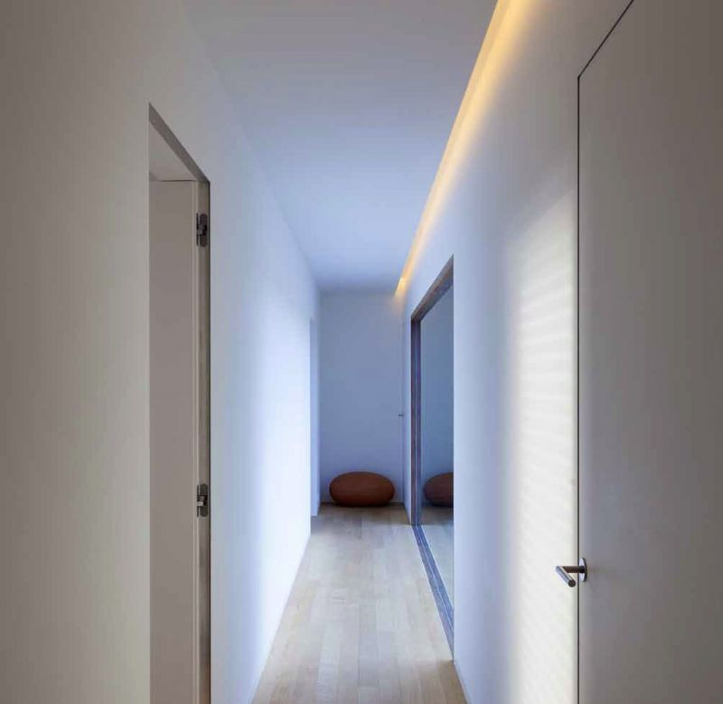 Kleine Badkamer Voorbeeld ~   richting badkamer met rgb ledstrips bezorg je elke ruimte een