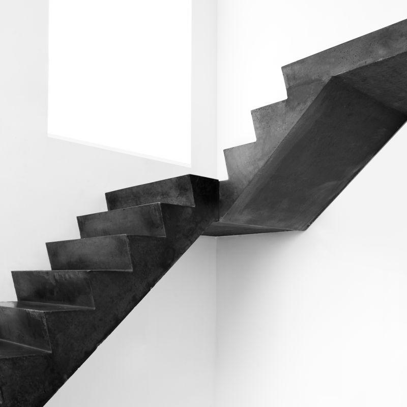 Verhelst prefab bton architectonique escaliers en bton prdalles et prmurs - Escalier prefabrique beton ...