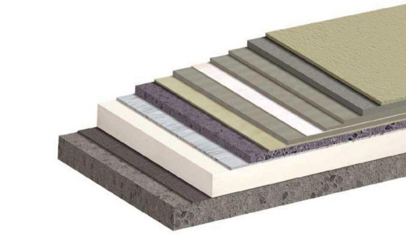 realisatie van een gesoleerd en duurzaam parkeerdak door kennis te delen triflex. Black Bedroom Furniture Sets. Home Design Ideas