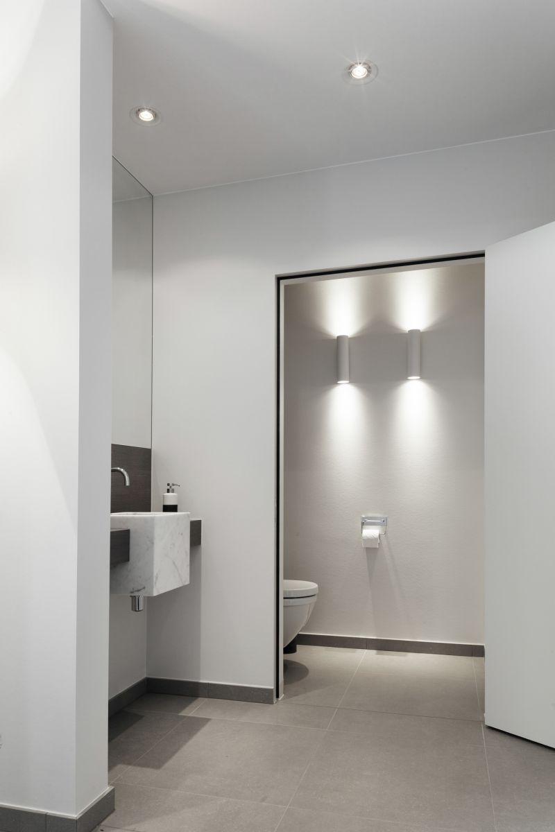 Wc verlichting stunning gebruiks klaar incl verlaagd for Spiegel voor in de wc