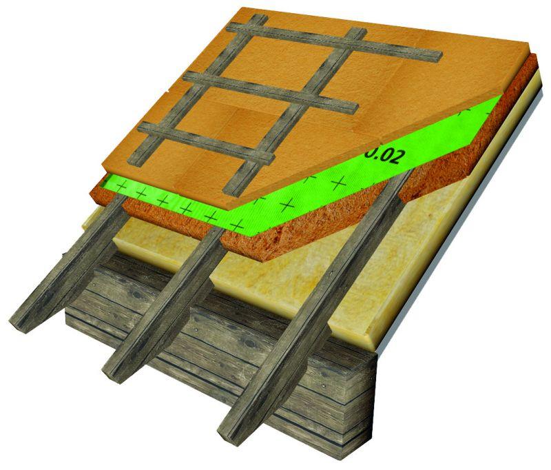 isolation en fibres de bois 6 avantages soprema. Black Bedroom Furniture Sets. Home Design Ideas
