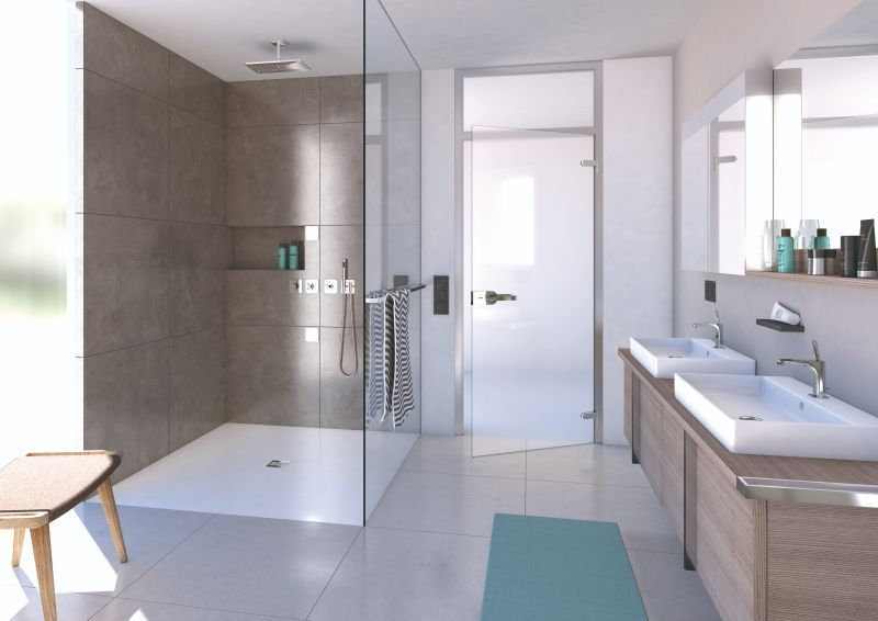 alternative qualitative pour le sol de douche wedi. Black Bedroom Furniture Sets. Home Design Ideas