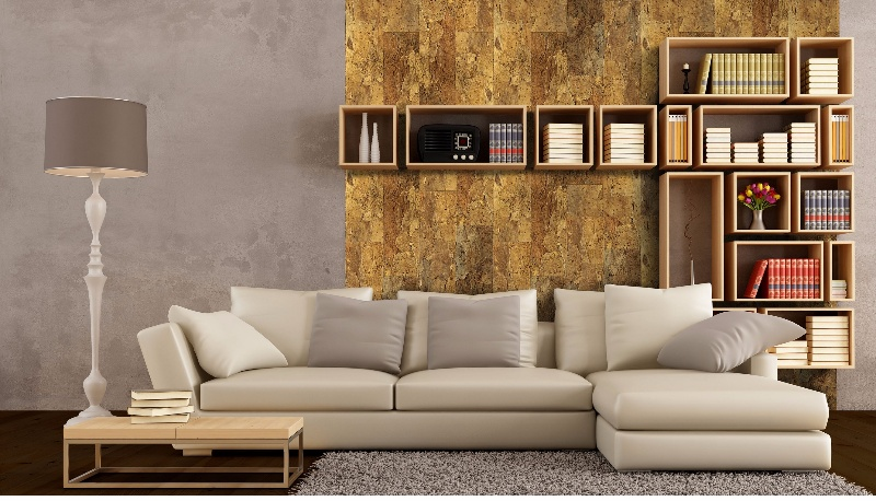 mur en li ge est tr s tendance santana. Black Bedroom Furniture Sets. Home Design Ideas