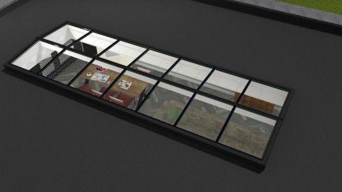 Illumy By Luxlight La Plus Grande Fenêtre De Toit Plat Réunit