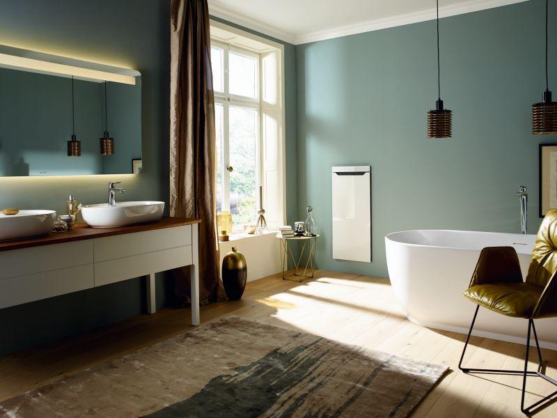 Elektrische Handdoekdroger Badkamer : Ontdek deze in handdoekdroger zehnder